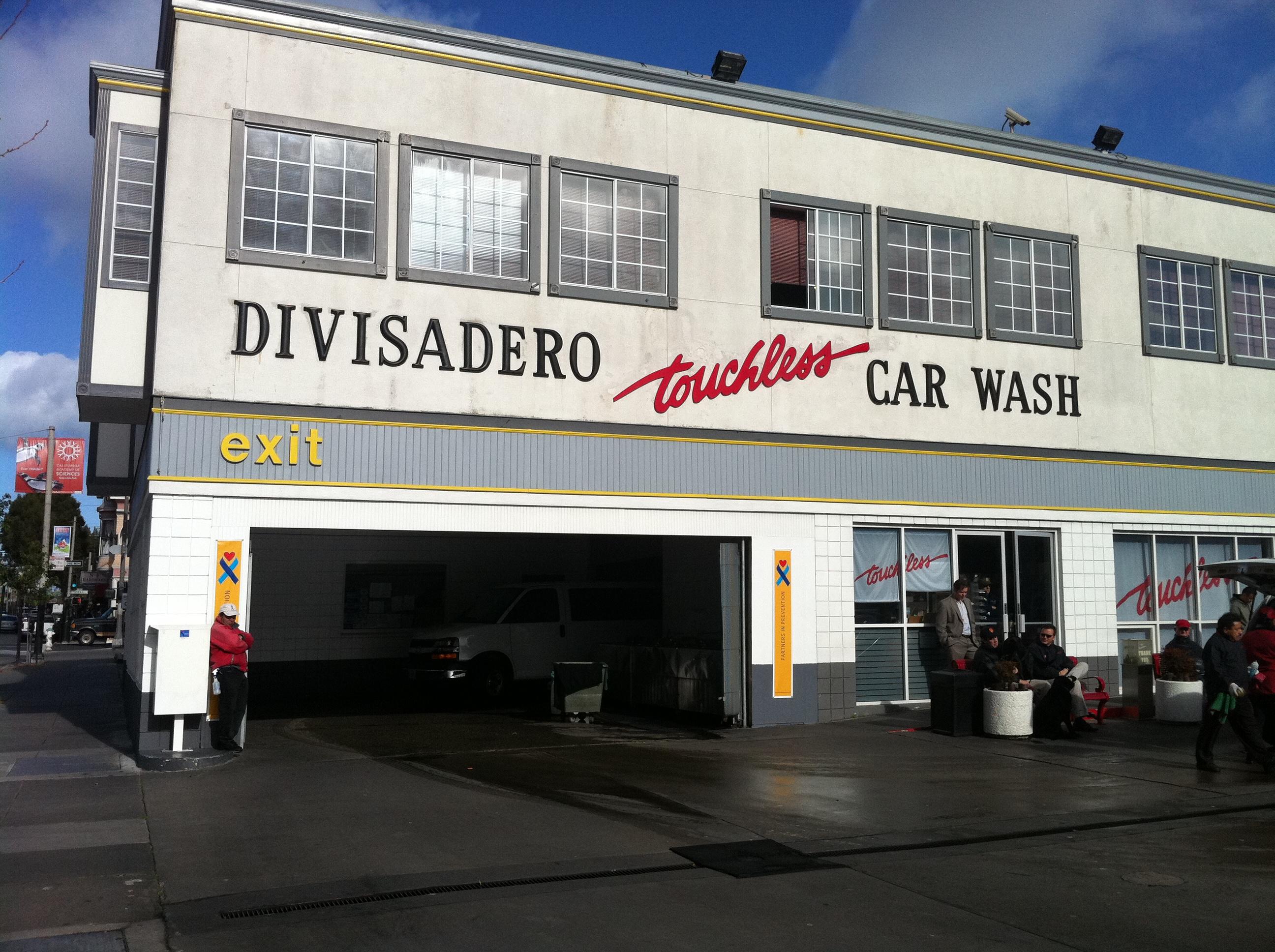 Sf Divisadero Car Wash
